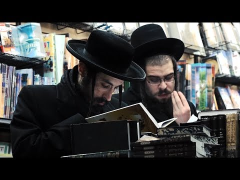 Sights and Sounds of the Hasidic Community in Williamsburg Brooklyn