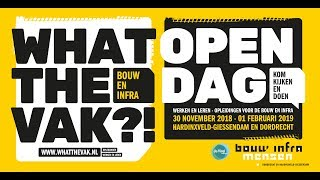 Open Dag Bouw- en Inframensen ZHZ