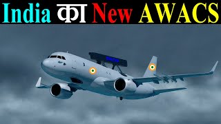 India's New A320-based AWACS Project Breaks Cover