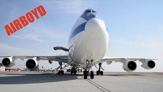 "Inside The Elusive E-4B NAOC ""Doomsday"" Plane"