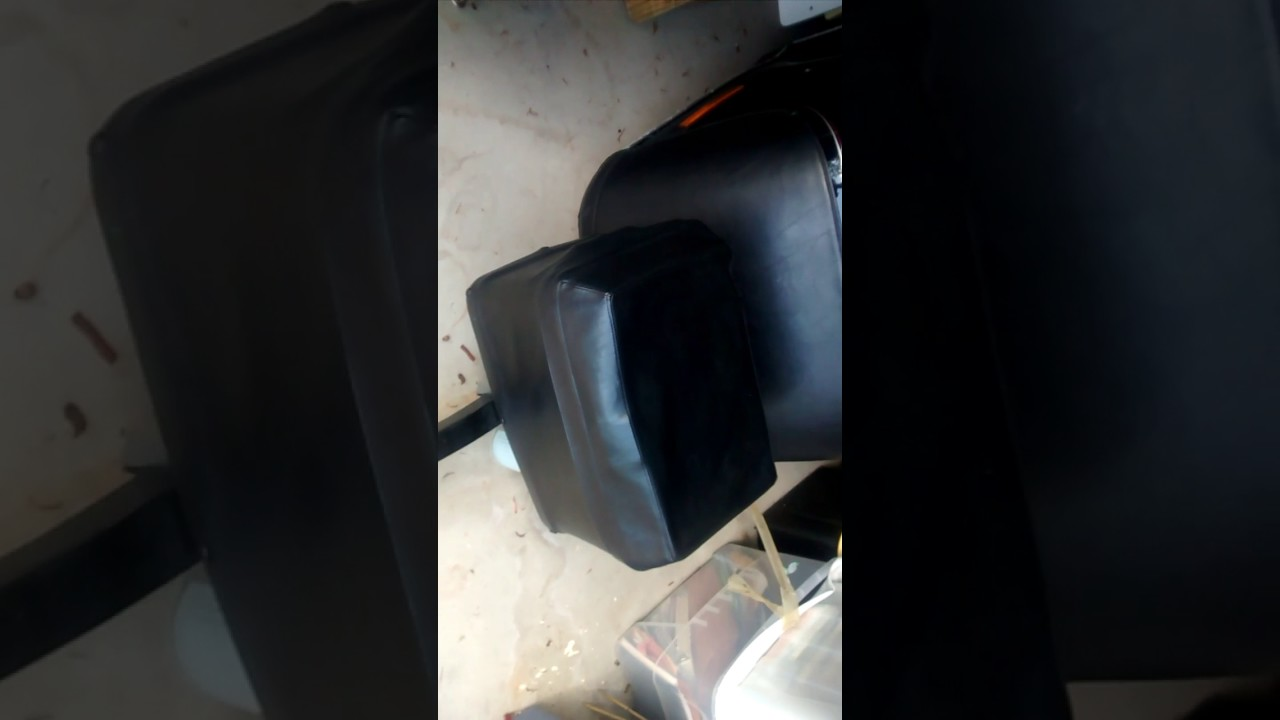 Repair of Zipper on Cooler Holder