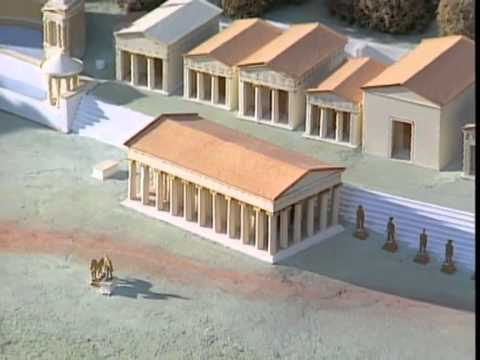 Treasures of Ancient Greece - Ancient Olympia and the Temple