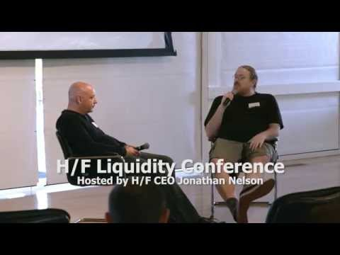 Gil Penchina & Jonathan Nelson - Hackers & Founders Liquidity Conference