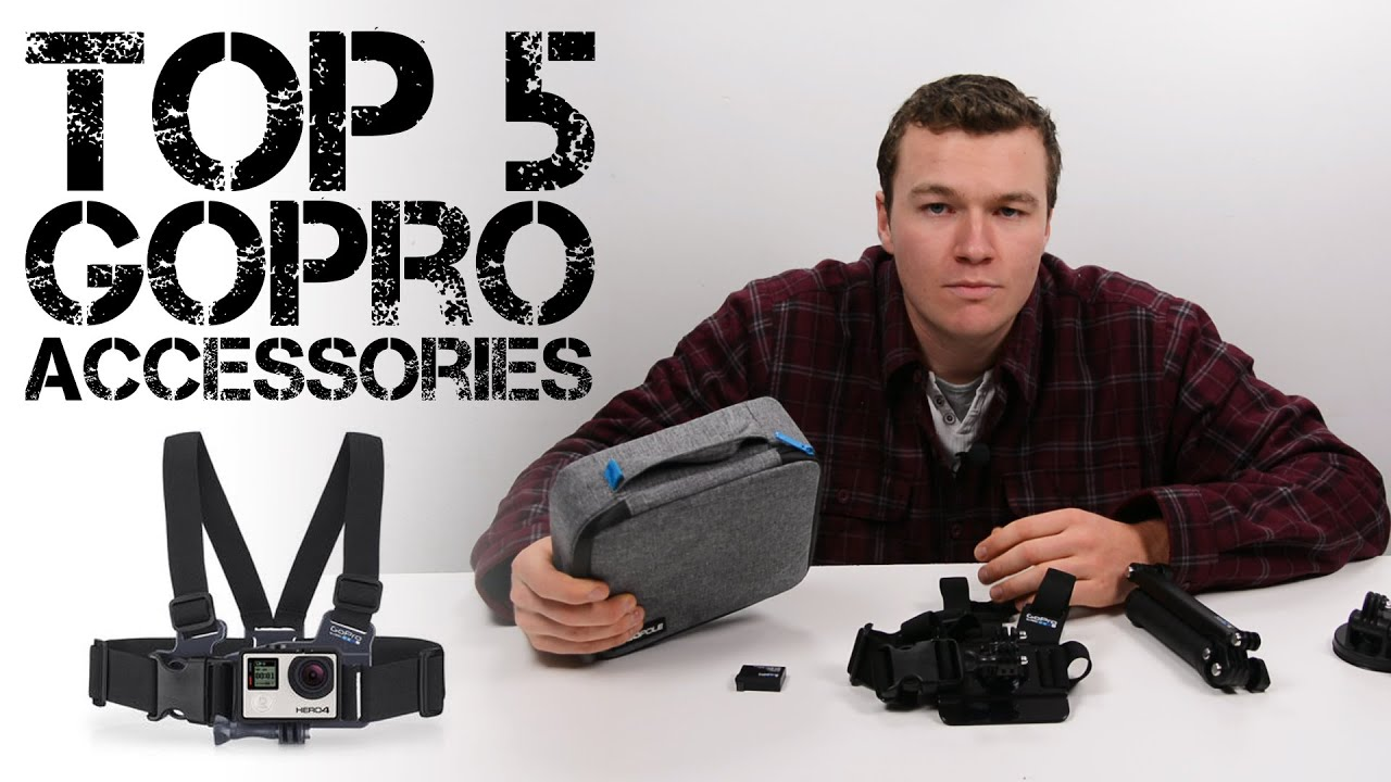 top 5 gopro accessories youtube. Black Bedroom Furniture Sets. Home Design Ideas