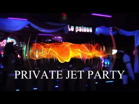 Private Jet Party