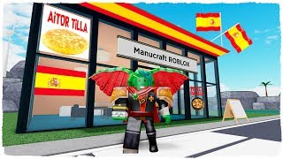 I MOUNT THE BEST ENGLISH RESTAURANT OF ROBLOX - RESTAURANT TYCOON 2