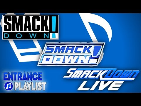 Every SmackDown Theme Song - Entrance Playlist