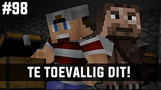 Minecraft survival #98 - TE TOEVALLIG DIT!