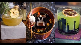 Stockholm's Top Cocktails 2019