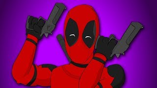 DEADPOOL 2 ANIMATED SONG - Behind The Scenes
