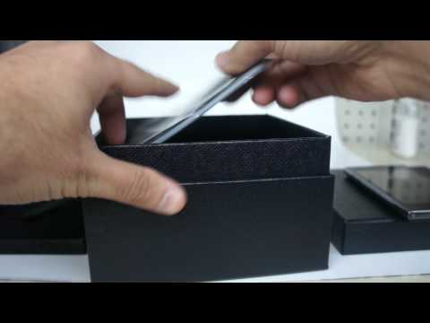 LG Prada 3.0 P940 Unlocked Unboxing by Popularelect.com