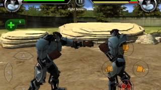 Real Steel - Живая сталь ios iphone gameplay