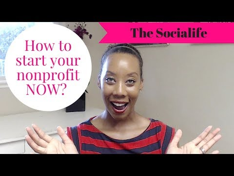 How I started my nonprofit before I had a 501C3 and how YOU can too!