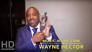 Wayne Hector I Interview I Music-News.com