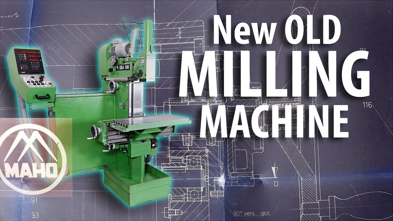 Download MAHO is Filthy!!  (Whose Milling Machine Isn't?)