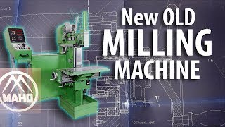 MAHO is Filthy!! (Whose Milling Machine Isn't?)