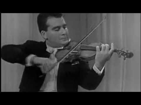 Christian Ferras - Ravel  Tzigane