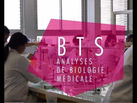 BTS Analyses de Biologie Médicale