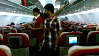 KINGFISHER AIRWAYS DUBAI TO BANGALORE SHARIF MADKESHWAR DHARWAD