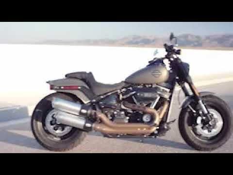 2018 harley davidson fat bob youtube. Black Bedroom Furniture Sets. Home Design Ideas
