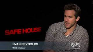 Ryan Reynolds on working with Denzel Washington