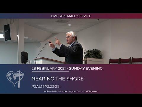 Nearing The Shore - 28 February 2021 - Sunday Evening - CBC Service