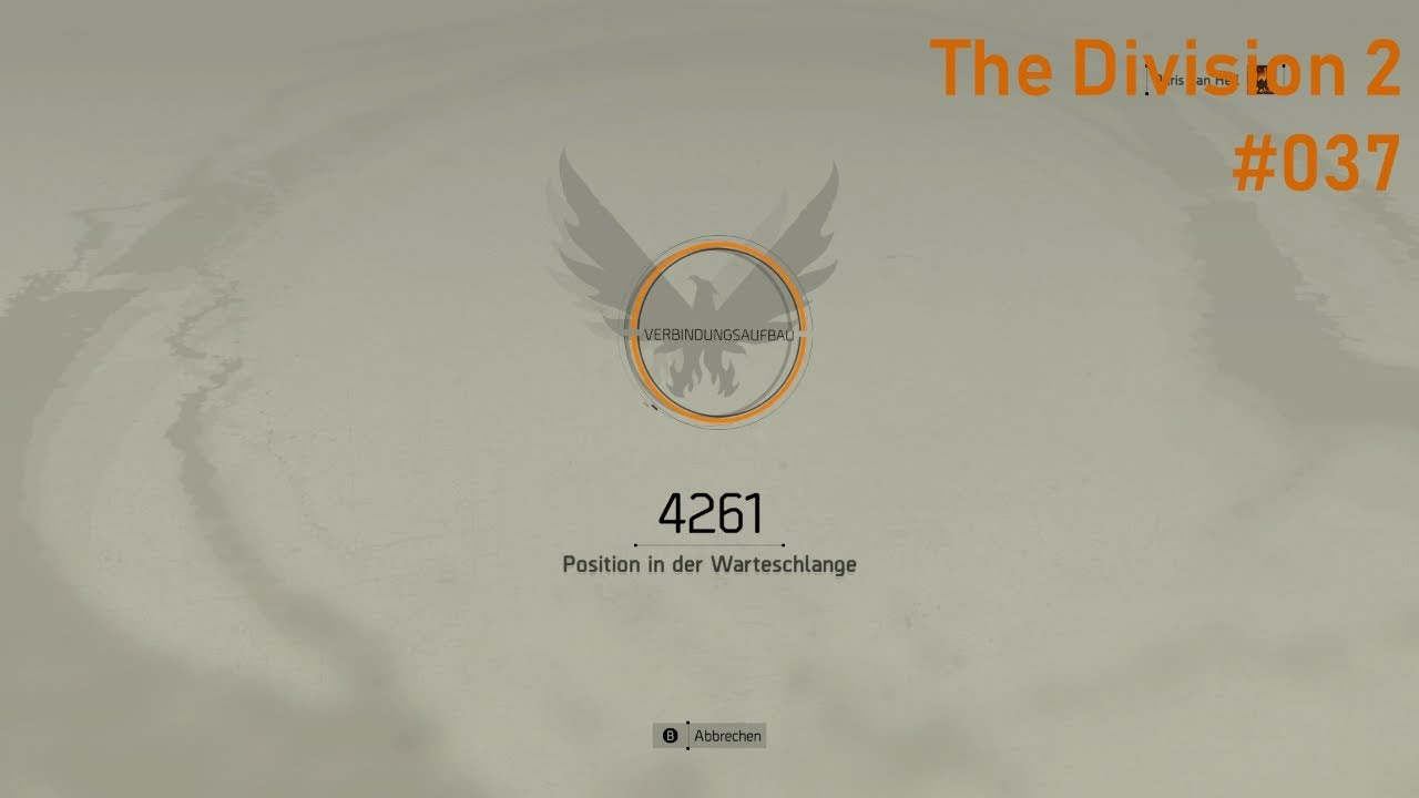 The Division 2 #037 Jefferson Plaza Teil 2 Server Down