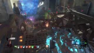 GOROD KROVI full easter egg solo and round 50 (bo3 zombies)