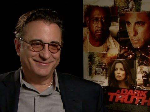 Andy Garcia Talks 'A Dark Truth' and 'Hemingway & Fuentes'