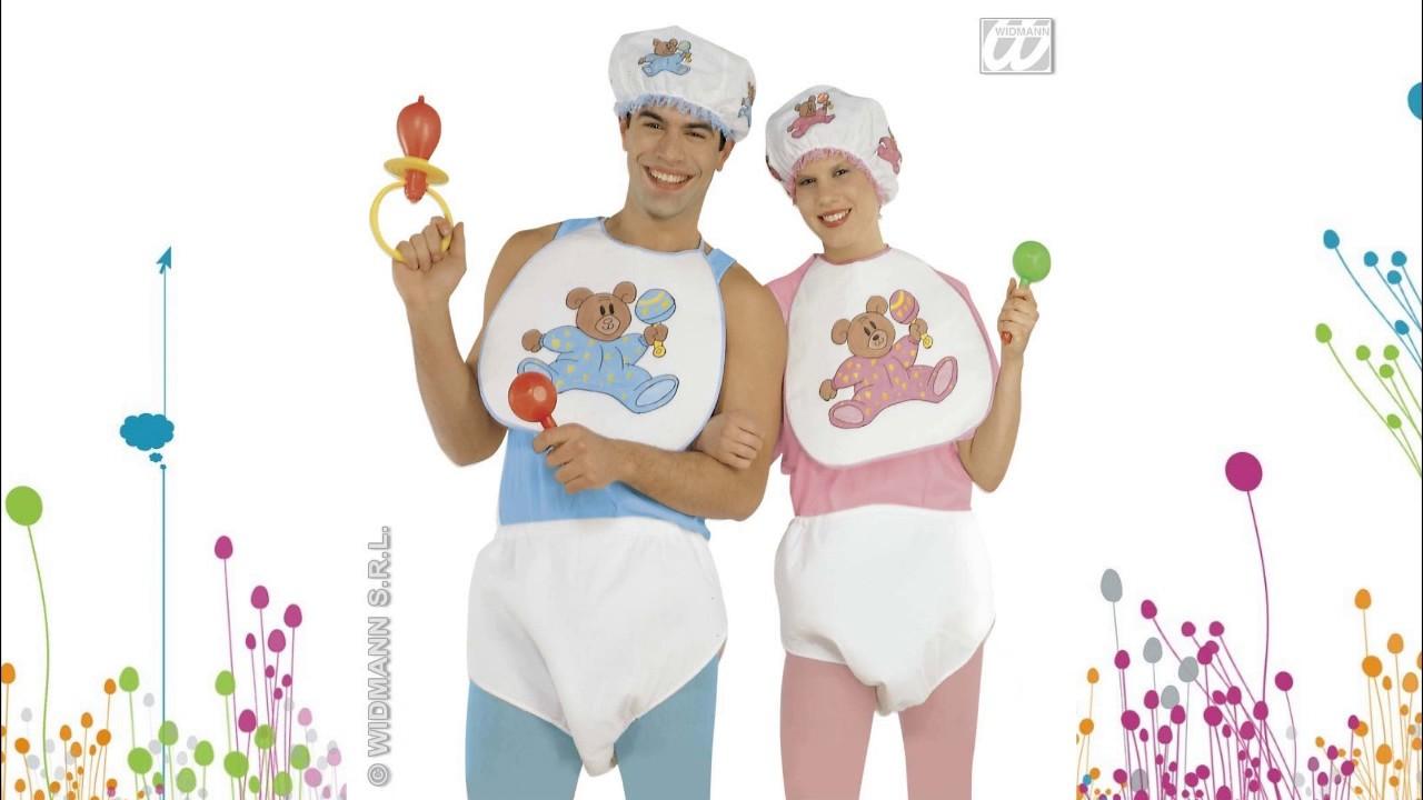 Disfraces de bebe para adultos halloween youtube - Disfraces caseros adulto ...