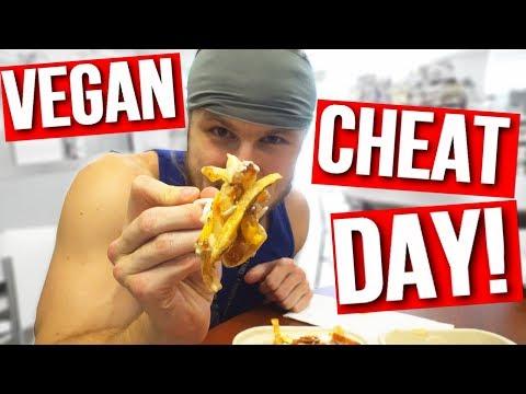 Vegan Bodybuilder Cheats on His Diet!