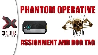 Phantom Operative Complete - Battlefield 4 Phantom Weapon Assignment and Dog Tag