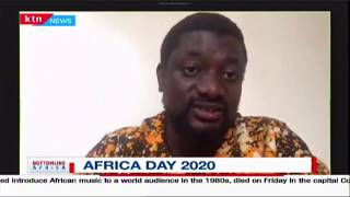 Africa day 2020, Conversation with Africans rising coordinator, Coumba Toure | Bottomline Africa