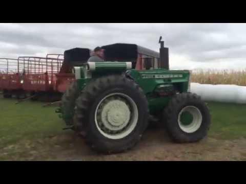 Oliver 2255 Tractor For Sale, Online Auction Dec. 9, 2014
