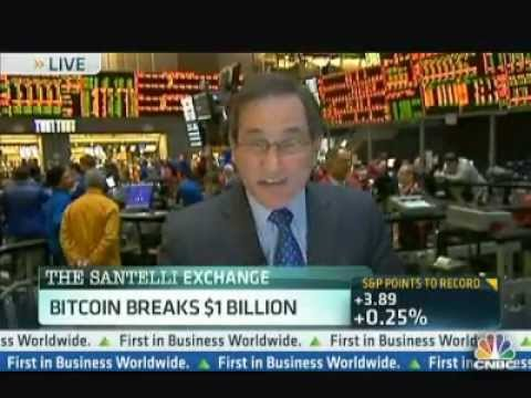 Rick Santelli Discusses The Possibility Of Bitcoin ATMs In Cyprus U0026 The US