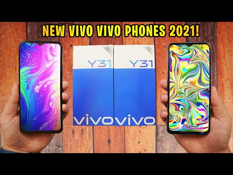 VIVO Y31 UNBOXING - NEW AFFORDABLE PHONES FROM VIVO