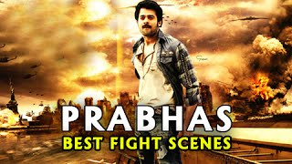 Baahubali Prabhas Best Action Fight Scenes Collection - Must Watch!!