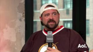 Kevin Smith On Ben Affleck's Inappropriate Ad Libs | BUILD Series