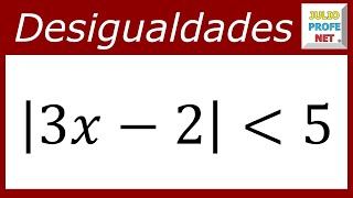 ABSOLUTE VALUE INEQUALITIES- Case 1