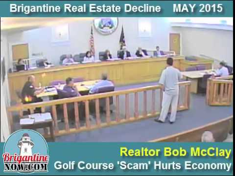 Brigantine Realtor Links Golf Scam MAY 2015