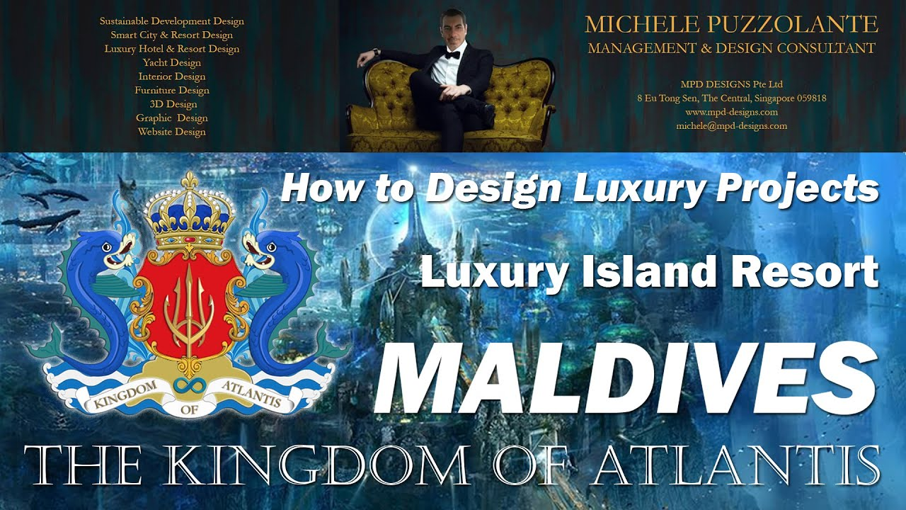 The jewel of maldives 7 stars island resort by mpd for Design hotel jewel