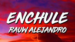 Rauw Alejandro - Enchule (Letra/Lyrics)