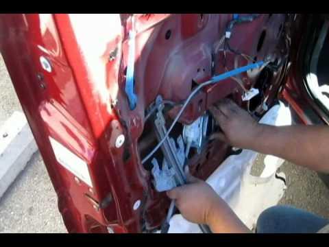 Jeep Liberty Window Regulator - YouTube