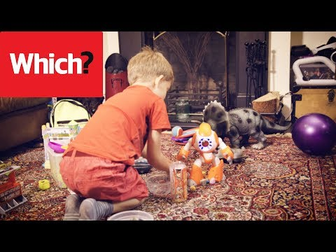 Connected toys pose child safety risk Which? Investigates