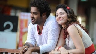 Oosaravelli Telugu Movie || Dandiya India Song With Lyrics || Jr.Ntr,Tamanna,
