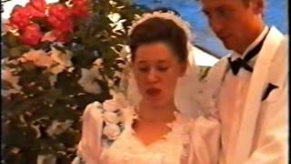 свадьба Саши и Тамары Пархоменко 1999 г.