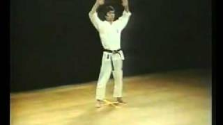 كاراتيه كاتا - كانكو داي - Kanku Dai - Shotokan Karate
