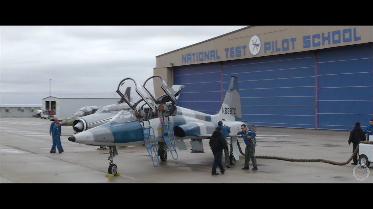 National Test Pilot School - The World's Test Pilot School