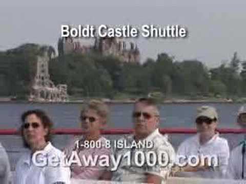 Visit the 1000 Islands: Uncle Sam Boat Tours, Alex Bay NY