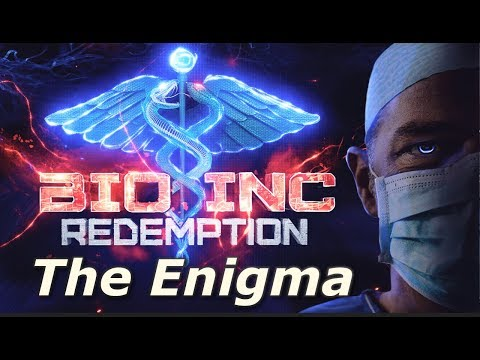 Bio Inc: Redemption - The Enigma (Lethal Difficulty Guide)